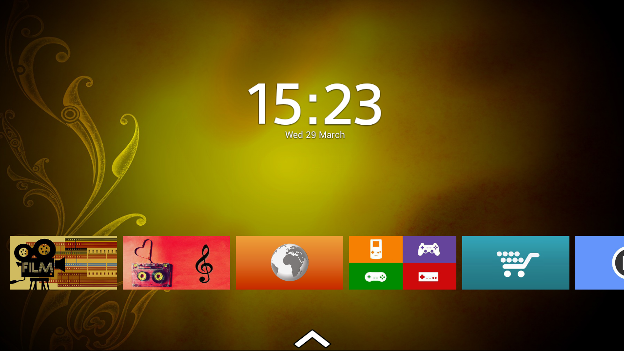 Top TV Launcher 2- screenshot