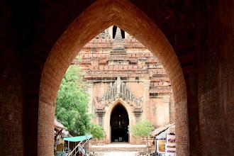 Photo: Year 2 Day 57 - Entrance to Sulamani Guphaya Temple