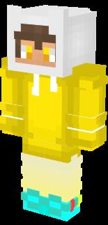 RocatFire con gorro de Finn