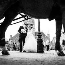 Wedding photographer Jürgen De witte (jurgendewitte). Photo of 14.07.2016