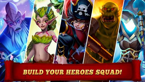 Brave Soul Heroes - New RPG Games 1.012 screenshots 2
