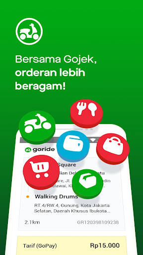 Gojek Driver 4.4.3 screenshots 1