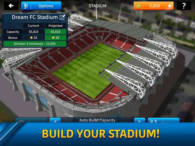 Dream League Soccer 2019 Screenshot 9