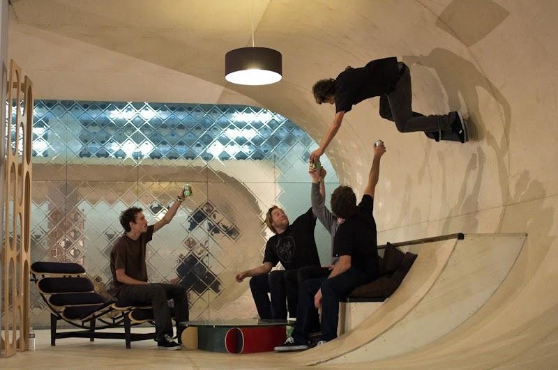 Casa PAS - Francois Perrin + Gil Le bon Delapointe
