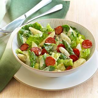 Chorizo-Spargel-Salat