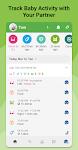 screenshot of Baby Daybook - Newborn Breastfeeding Tracker