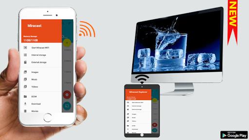 Video & TV Miracast – miracast display screen 1.12.3 screenshots 1