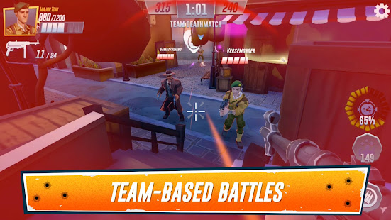 Heroes of Warland – PvP Shooting Arena 6