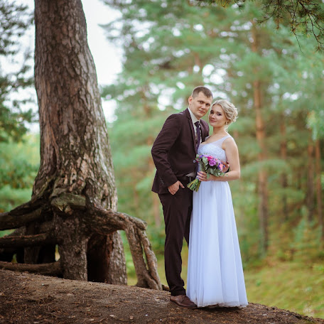 Wedding photographer Andrey Mikhaylov (IANM77). Photo of 20.11.2017