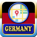 Germany Maps And Direction icon
