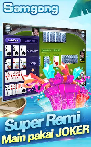 Samgong online samkong pulsa gratis poker free android2mod screenshots 5