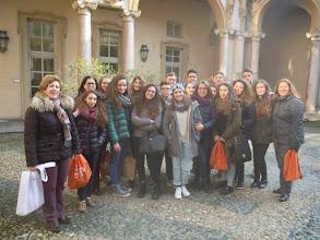 "Photo: 18/02/2015 - Istituto superiore ""Lagrangia"" di Vercelli. Classe II C linguistico."