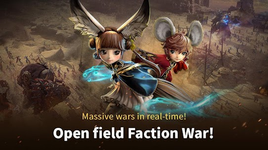 Blade&Soul Revolution Apk Download For Android and Iphone 3