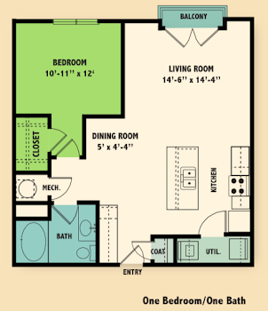 Go to Pacific Junction Floorplan page.