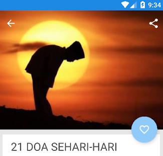 Kumpulan Doa Sehari-hari Lengkap - náhled