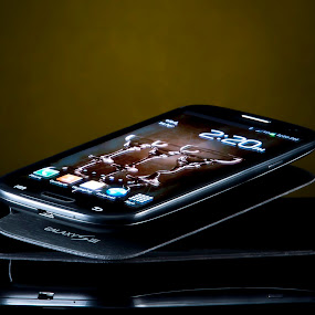 Samsung Galaxy SIII by Genesis Carabeo - Products & Objects Technology Objects ( phone, smart, mobile )