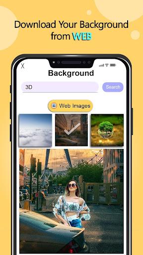 Background Eraser: Photo Background Changer Editor screenshot 4