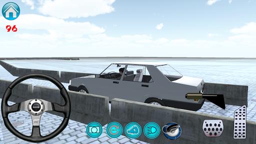 Tofaş Şahin Park Etme Oyunu 3D
