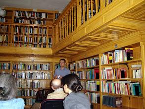 Photo: Szegedtől Szegedig 2008 A költői estet megnyitja Nedelkovics László úr