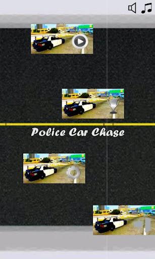 Police Car Chaser
