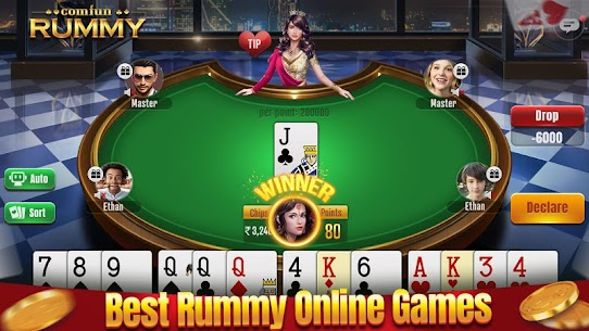 Indian Rummy Comfun-13 Card Rummy Game Online 1