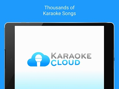 Karaoke Cloud- screenshot thumbnail