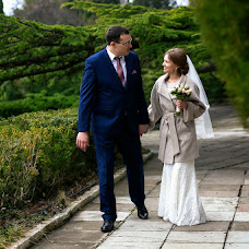 Wedding photographer Natali Vaysman-Balandina (Waisman). Photo of 08.04.2017