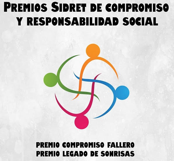 Gala de los premios Sidret en la falla Barri Sant Isidre de València