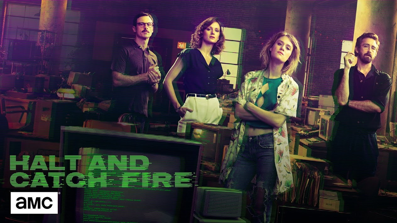 Image result for ‪Halt and CATCH FIRE‬‏