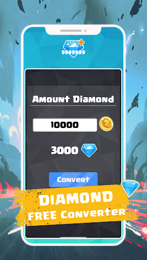 Diamond For Free Fire Convert 1 2