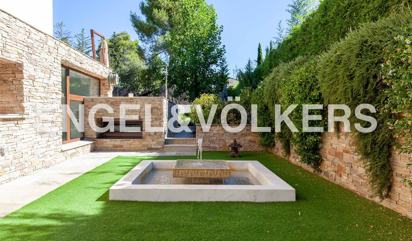 House with pool Soto del Real