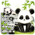 Baby Panda Keyboard icon