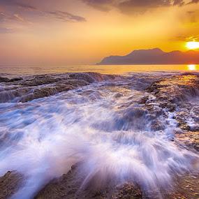 :: nangamboa membara :: by Eddy Due Woi - Landscapes Sunsets & Sunrises