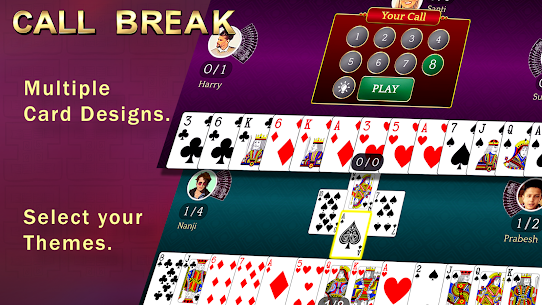 Callbreak, Ludo, Online Rummy, 29 & Solitaire Card Games App Download For Android and iPhone 2