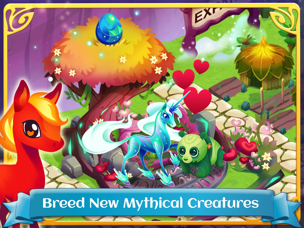 Fantasy Forest: Magic Masters!- screenshot