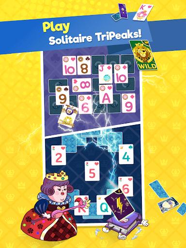 Theme Solitaire - Tower TriPeaks screenshot 9