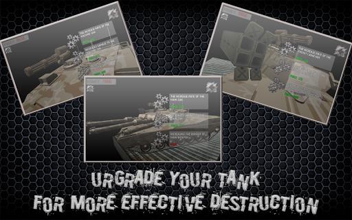Face of war: Tank rush