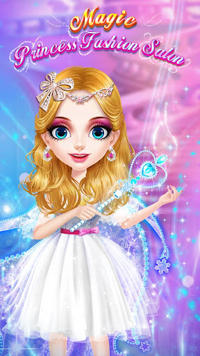 ud83dudc78ud83dudc78Princess Makeup Salon 6 - Magic Fashion Beauty 2.3.5009 screenshots 8