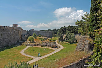 Photo: Rhodos oude stad | Rhodes old town
