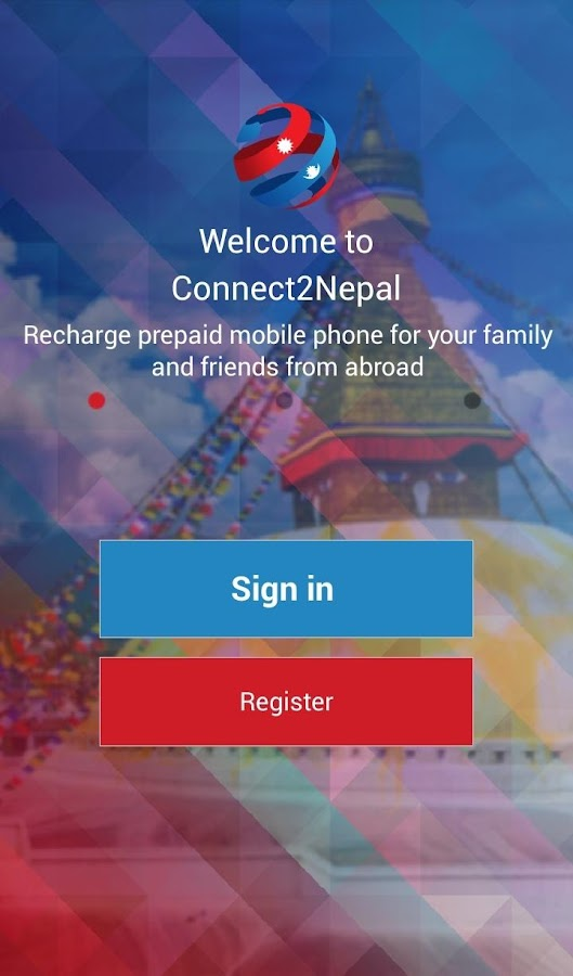 Connect2Nepal- screenshot