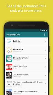Jackrabbit.FM- screenshot thumbnail