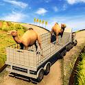 Animal Transport Driving Simulator icon