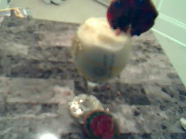 lemon icee in a crafty goblet - sweet sixteen - Marquel Green - 2012