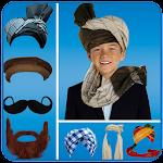 Turban Punjabi Photo Editor: Beard Mustache Styles Icon