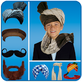 Turban Punjabi Photo Editor: Beard Mustache Styles