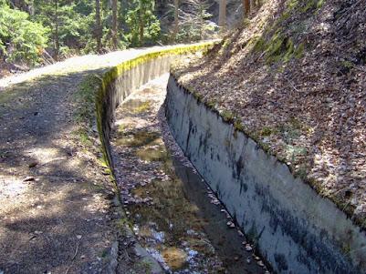 Le canal du Beaumont