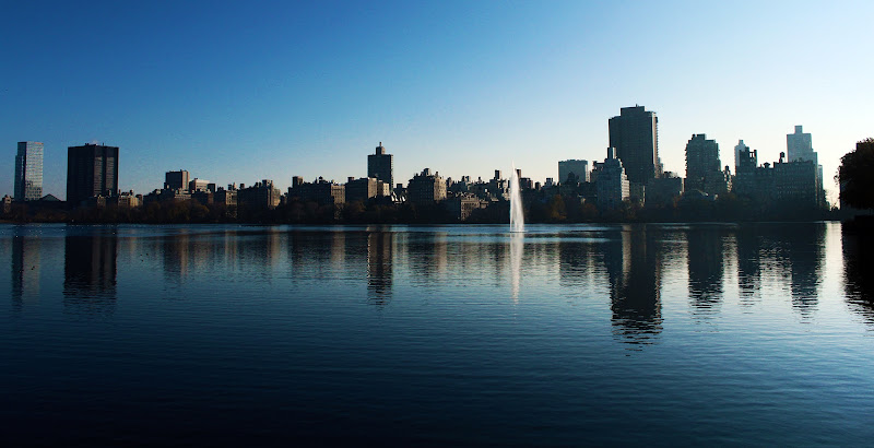 New York sul lago di Marco Spinelli