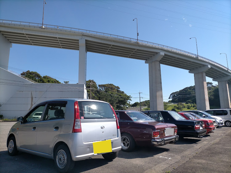 ミラ L250Sの神崎鼻,ルーチェレガート,鬼クラ,Y31,平戸大橋に関するカスタム&メンテナンスの投稿画像8枚目