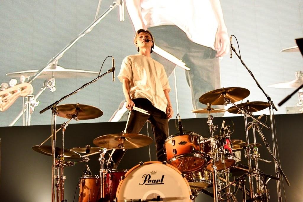 STRAIGHTENER( ストレイテナー )現身 COUNTDOWN JAPAN 19/20 「希望能和大家一起見證更多只有我們能寫出的曲子、更多只有我們能做出的景色!」
