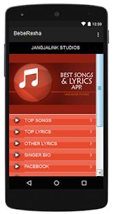 Bebe Rexha Top Songs & Hits Lyrics. - náhled
